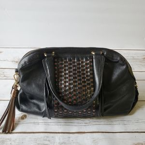 *BOTKIER* Leather Bag Black
